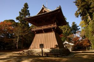 Bell Tower at Engyoji Temple