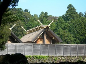 Naikū, Ise Shrine
