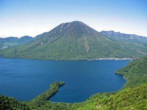 Mt. Nantai & Lake Chuzenji