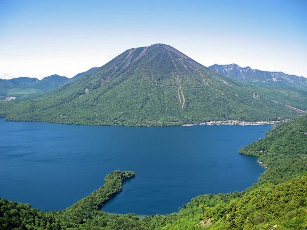 Mt. Nantai & Lake Chuzenji