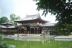 Phoenix Hall at Byodoin