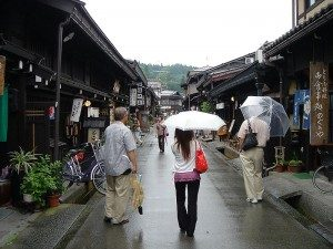 Market in Takayama